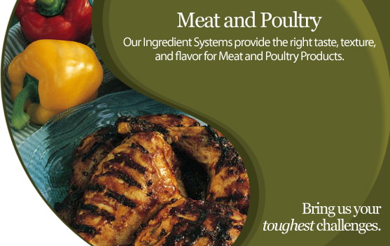 Advanced Food Systems Meat and Poultry Applications